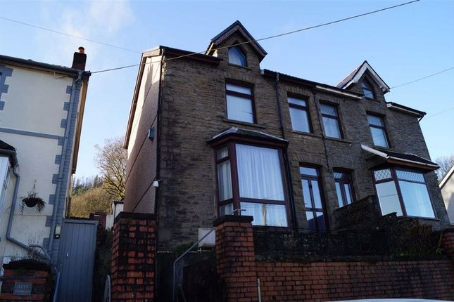 4 bed semi-detached house for sale in Hamilton Street, Mountain Ash CF45
