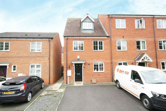 Thumbnail Semi-detached house for sale in Potters Hollow, Bulwell, Nottingham