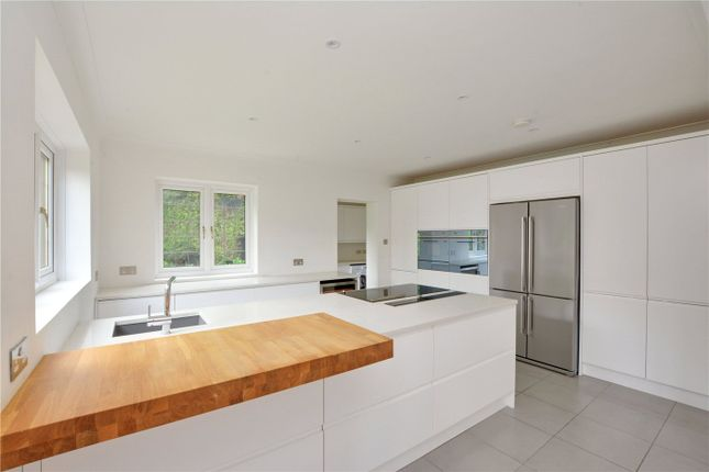 Thumbnail Detached house for sale in Felix Manor, Old Perry Street, Chislehurst