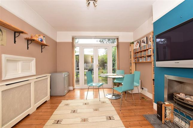 Thumbnail Semi-detached house for sale in Darnley Road, Woodford Green, Essex