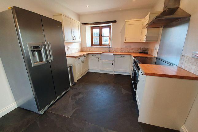 Kitchen of Boyton, Launceston PL15