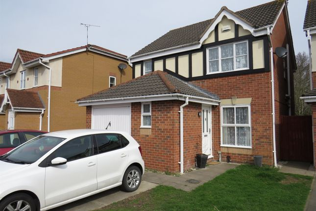 Thumbnail Detached house for sale in Haskell Close, Thorpe Astley, Leicester