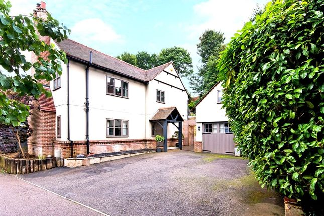 Thumbnail Detached house for sale in West Road, Stansted
