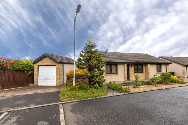 Thumbnail Bungalow for sale in Dunrobin Road, Kirkcaldy