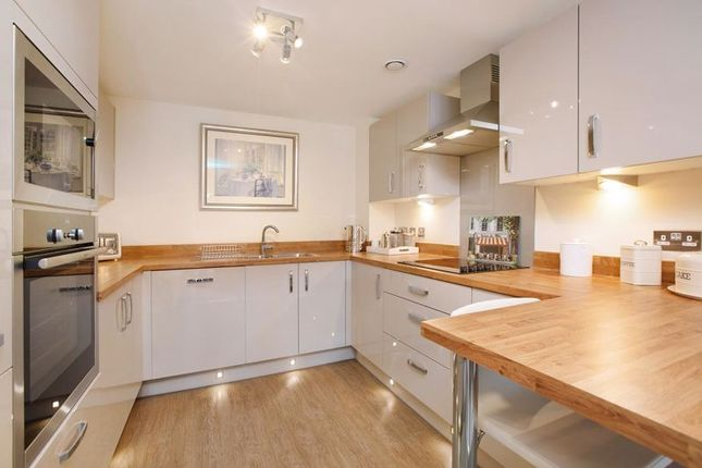 Kitchen of Pincombe Court, Buckingham Close, Exmouth EX8