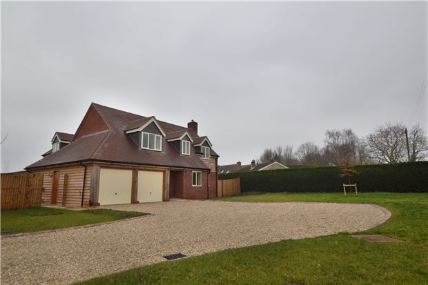 Thumbnail Detached house for sale in Hillend, Twyning, Tewkesbury, Gloucestershire