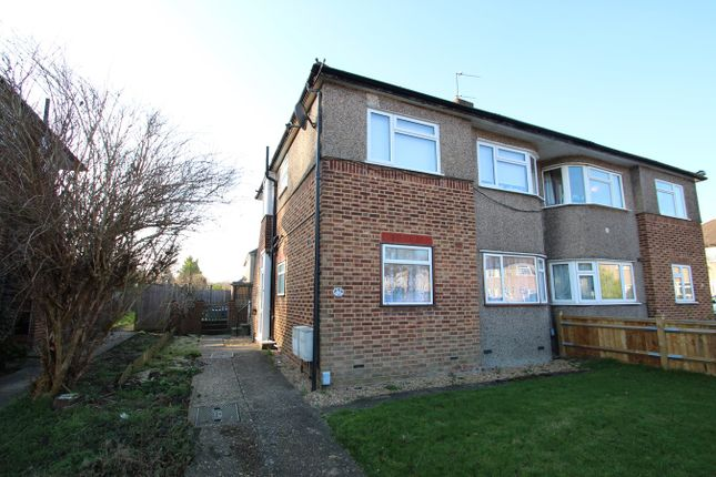 Thumbnail Maisonette to rent in Kenilworth Road, Petts Wood, Orpington