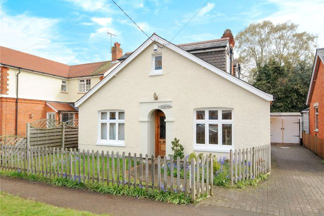 Thumbnail Detached house to rent in Junction Road, Lightwater, Surrey