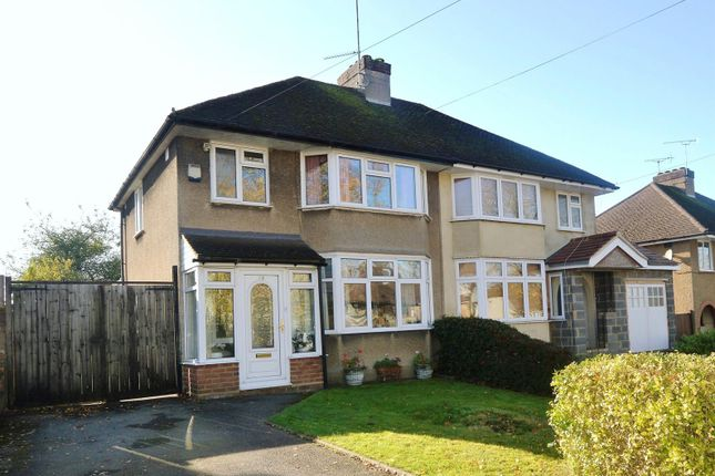 3 bed semi-detached house for sale in Beech Road, St.Albans