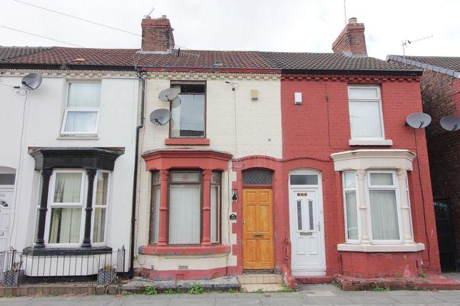 Macdonald Street, Wavertree, Liverpool L15