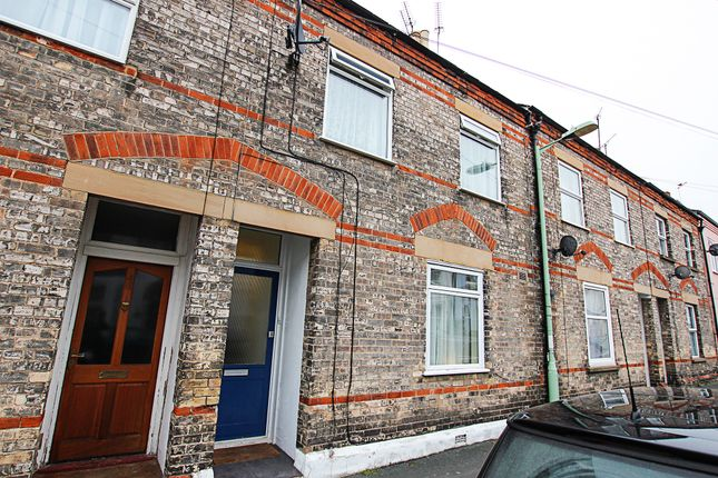 2 bed terraced house for sale in Lisburn Road, Newmarket