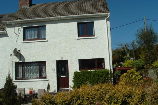 Thumbnail Terraced house for sale in Inver Park, Lochinver