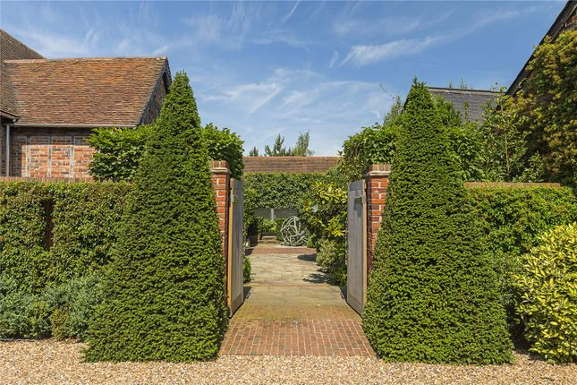 Thumbnail Detached house for sale in Three Houses Lane, Codicote, Hitchin, Hertfordshire