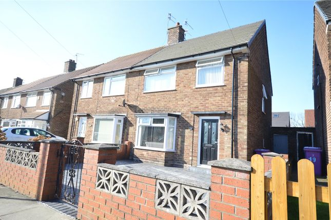 Semi-detached house for sale in Harwood Road, Garston, Liverpool