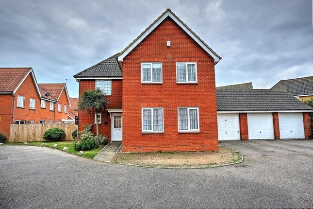 Thumbnail Detached house for sale in Abbeydale, Carlton Colville