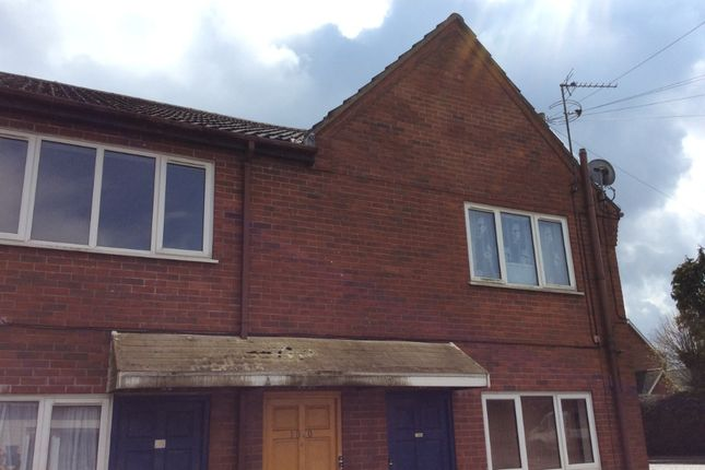 1 bed flat to rent in Newmarket, Louth LN11