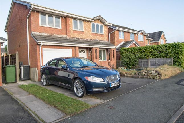 4 bed detached house for sale in Clough Fold, Stoneclough, Radcliffe
