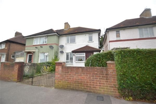 Semi-detached house for sale in Ruskin Avenue, Feltham