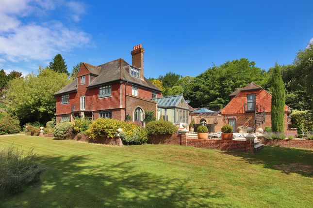 Thumbnail Detached house for sale in Mount Pleasant Lane, Lamberhurst, Kent