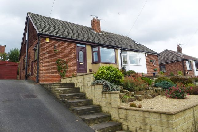 Thumbnail Semi-detached house for sale in Banksfield Avenue, Yeadon, Leeds