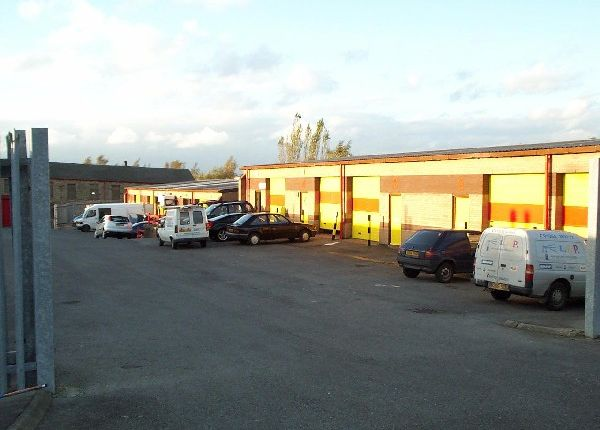 Industrial to let in Richmond Industrial Estate, Richmond Street, Accrington