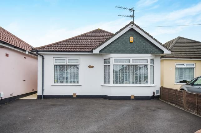 Thumbnail Bungalow for sale in Hawden Road, Bournemouth