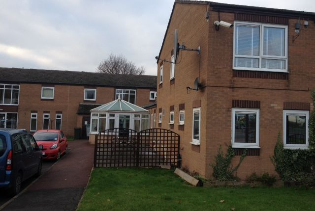 Thumbnail Flat to rent in Birch Park Court, Rotherham