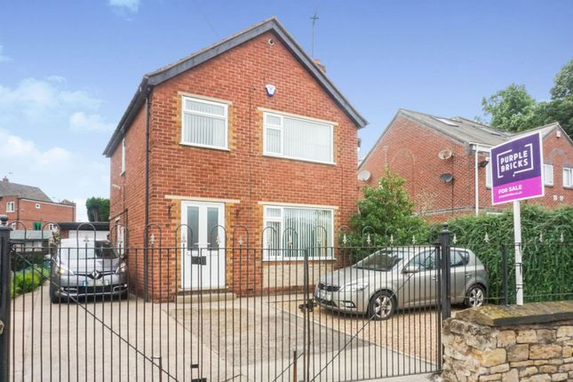 Thumbnail Detached house for sale in Cross Street, Balby, Doncaster