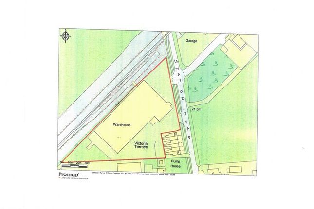 Thumbnail Land for sale in Station Road, Kirton Lindsey, Gainsborough