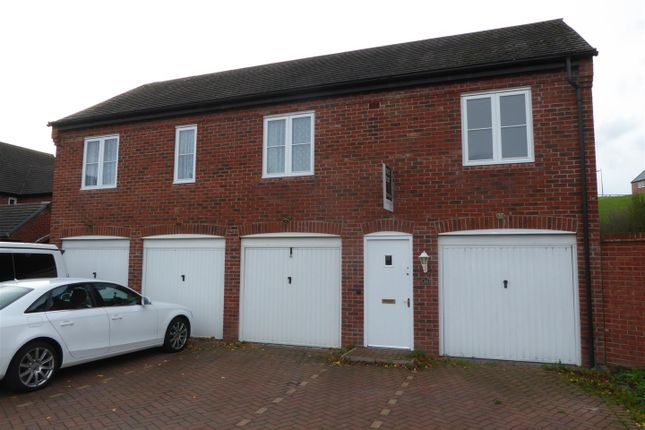 Thumbnail Flat to rent in Stocking Park Road, Lightmoor, Telford