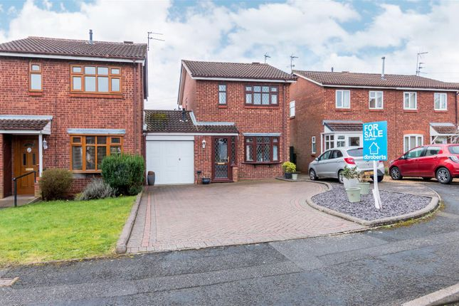 Thumbnail Property for sale in Holloway Drive, Wombourne