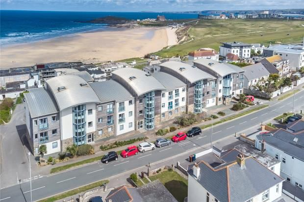 3 bed flat for sale in Ocean 1, Pentire Avenue, Newquay, Cornwall TR7