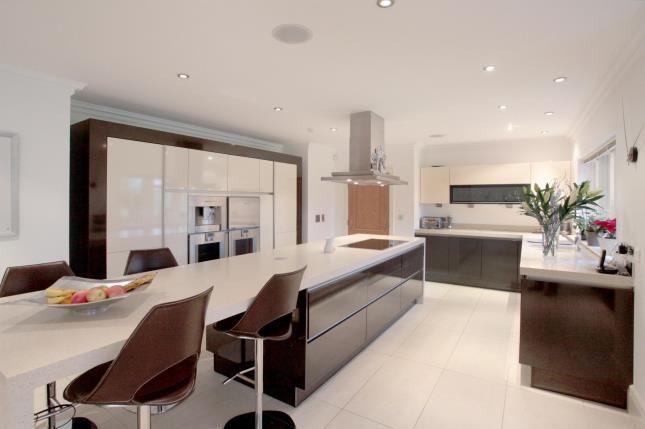 Siematic Kitchen of Chelford Road, Alderley Edge, Cheshire SK9