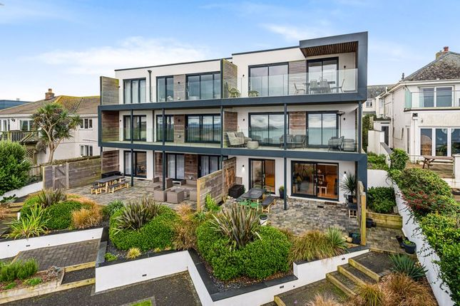 1 bed flat for sale in Pentire Avenue, Newquay TR7
