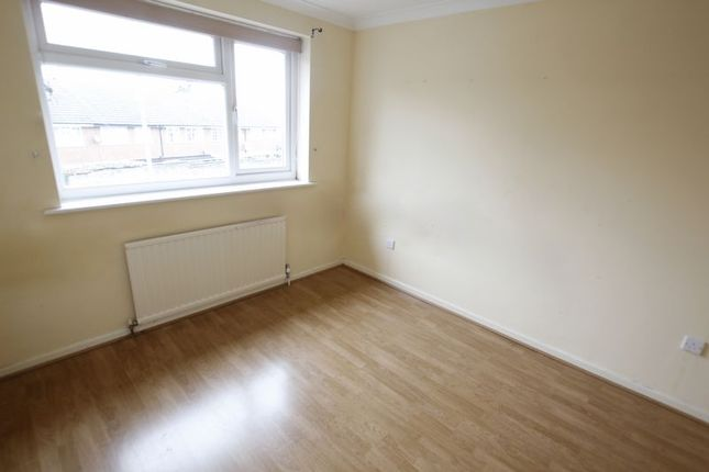 Thumbnail End terrace house to rent in Beacon Hill Road, Newark