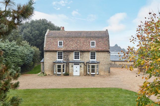 Thumbnail Detached house for sale in London Road, Babraham, Cambridge