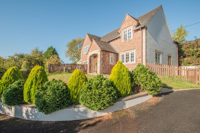 Thumbnail Detached house for sale in Old Ross Road, Whitchurch, Ross-On-Wye