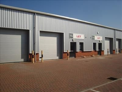 Thumbnail Light industrial to let in Hillside Business Park Phase 3 Units, Bury St Edmunds, Suffolk