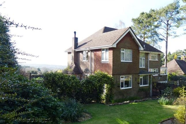 Thumbnail Property for sale in Goldsmiths Avenue, Crowborough