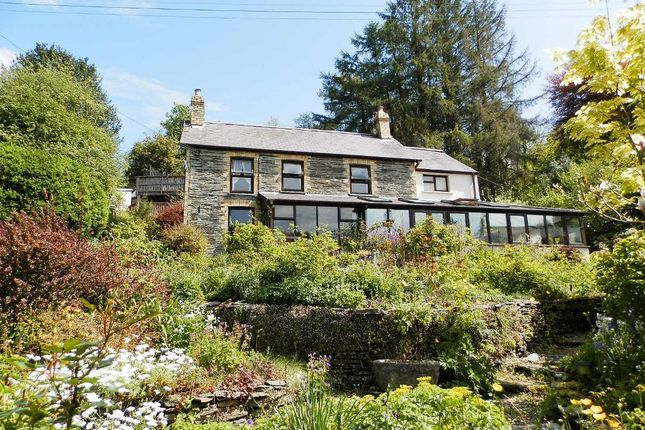 Thumbnail Detached house for sale in Unmarked Road, Cwm Morgan, Nr Newcastle Emlyn, Carmarthenshire