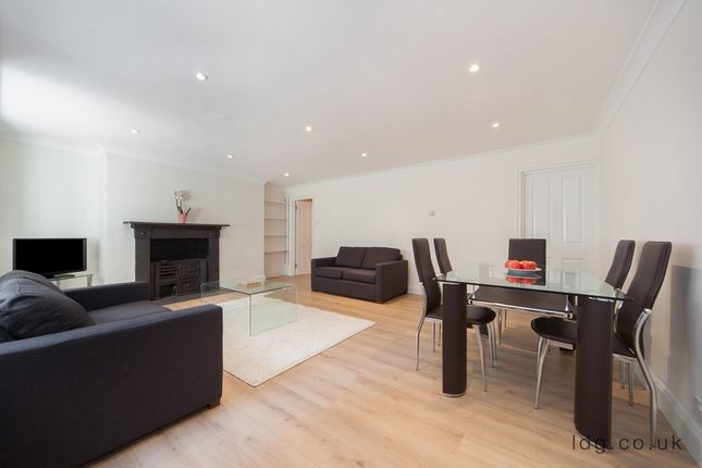 Thumbnail Flat to rent in Whitfield Street, Fitzrovia, London