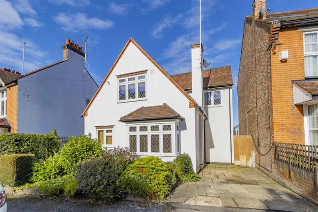 3 bed detached house for sale in The Crosspath, Radlett WD7