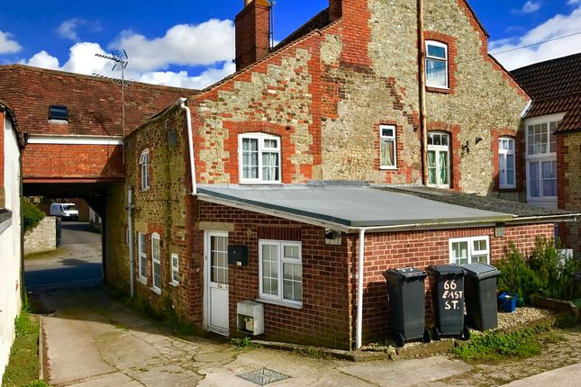 Thumbnail End terrace house for sale in East Street, Warminster, Wiltshire