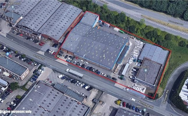 Thumbnail Light industrial to let in Armytage Road, Armytage Road Industrial Estate, Brighouse, West Yorkshire