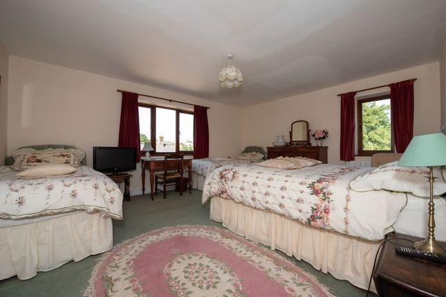 Bedroom One of Monksilver, Taunton TA4