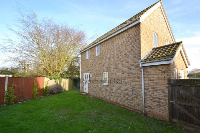 Thumbnail End terrace house to rent in Foundry Court, North Walsham