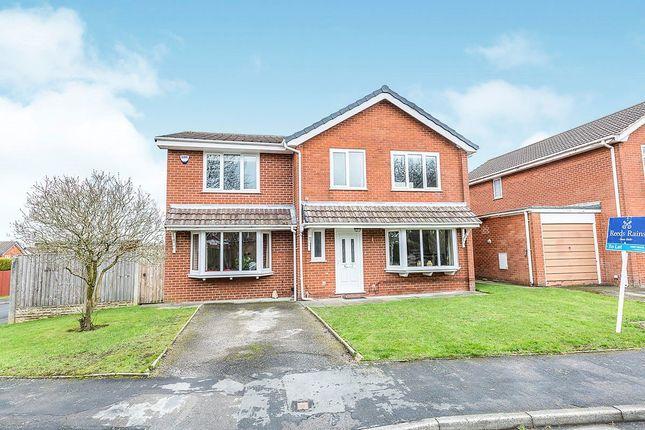 Front External of Pear Tree Avenue, Coppull, Chorley, Lancashire PR7