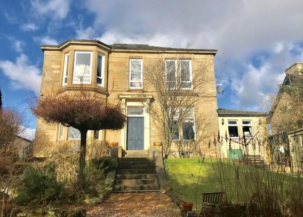 Thumbnail Flat for sale in West Avenue, Stepps, Glasgow