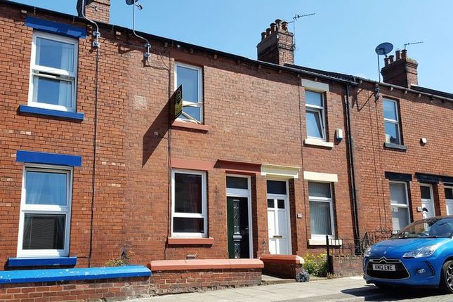 Thumbnail Terraced house to rent in Montreal Street, Carlisle