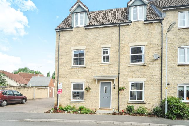 Thumbnail Semi-detached house for sale in Bluebell Mead, Corsham